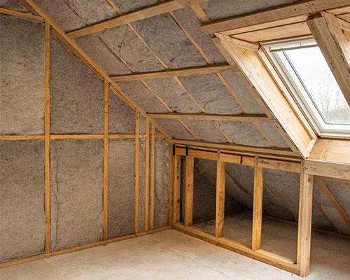Terra Lana Wool Insulation for Walls Ceilings Floors