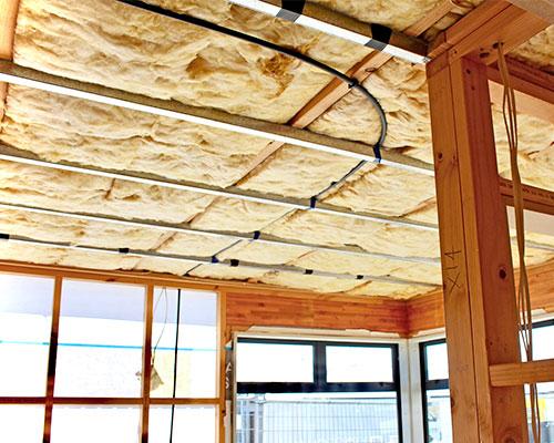 Bradford Gold Ceiling Insulation